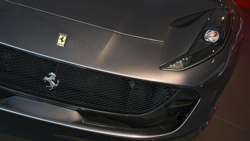 Ferrari 812 luxury car