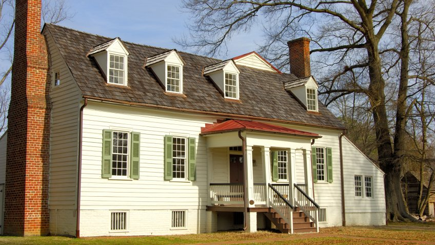 Historic Meadow Farm Gabriels Slave Insurrection was thwarted here in 1800 Glen Allen Virginia - Image.