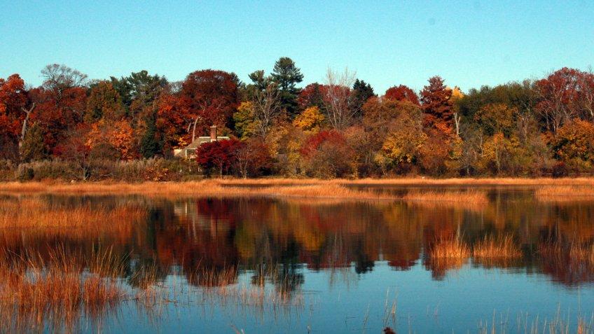 Welwyn Preserve County Park.