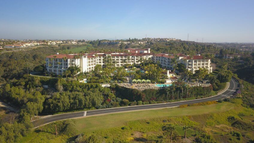 Hyatt Aviara Resort, Aviara, Carlsbad, California