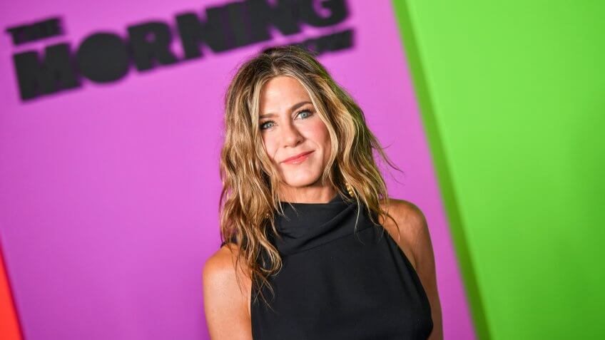 Jennifer Aniston Golden Globe nomination The Morning Show
