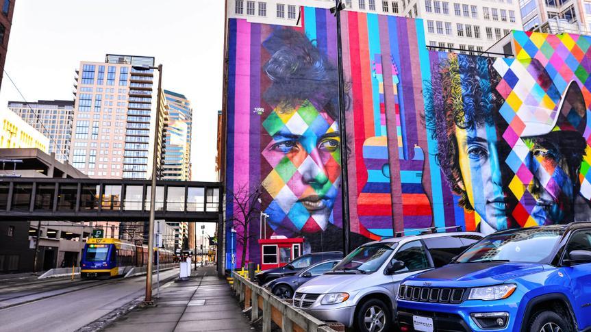 Minneapolis, Minnesota USA.