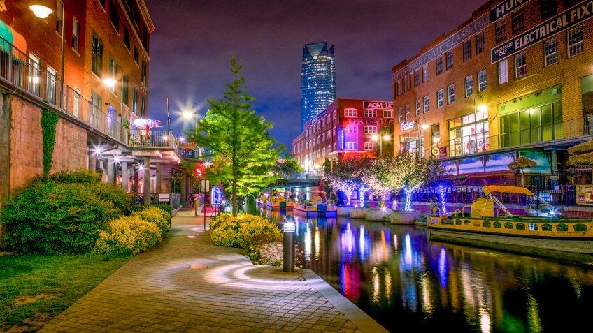 Oklahoma City, OK, USA –.