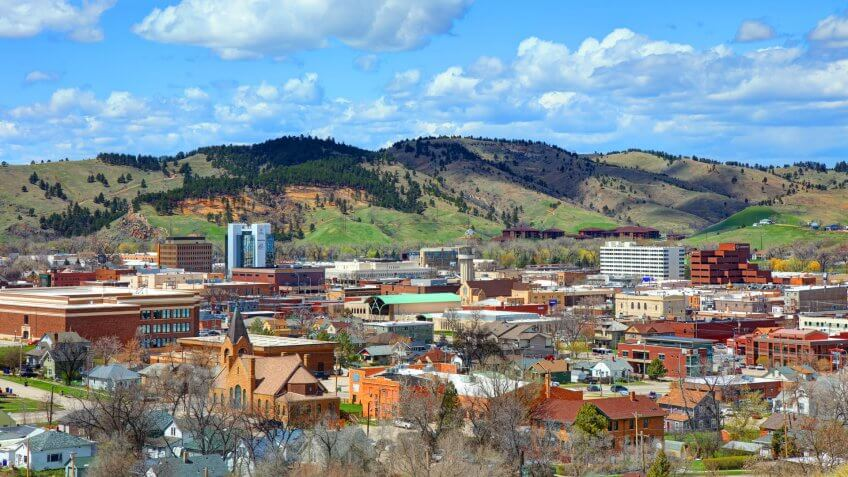 Rapid City is the second most populous city in South Dakota and the county seat of Pennington County.