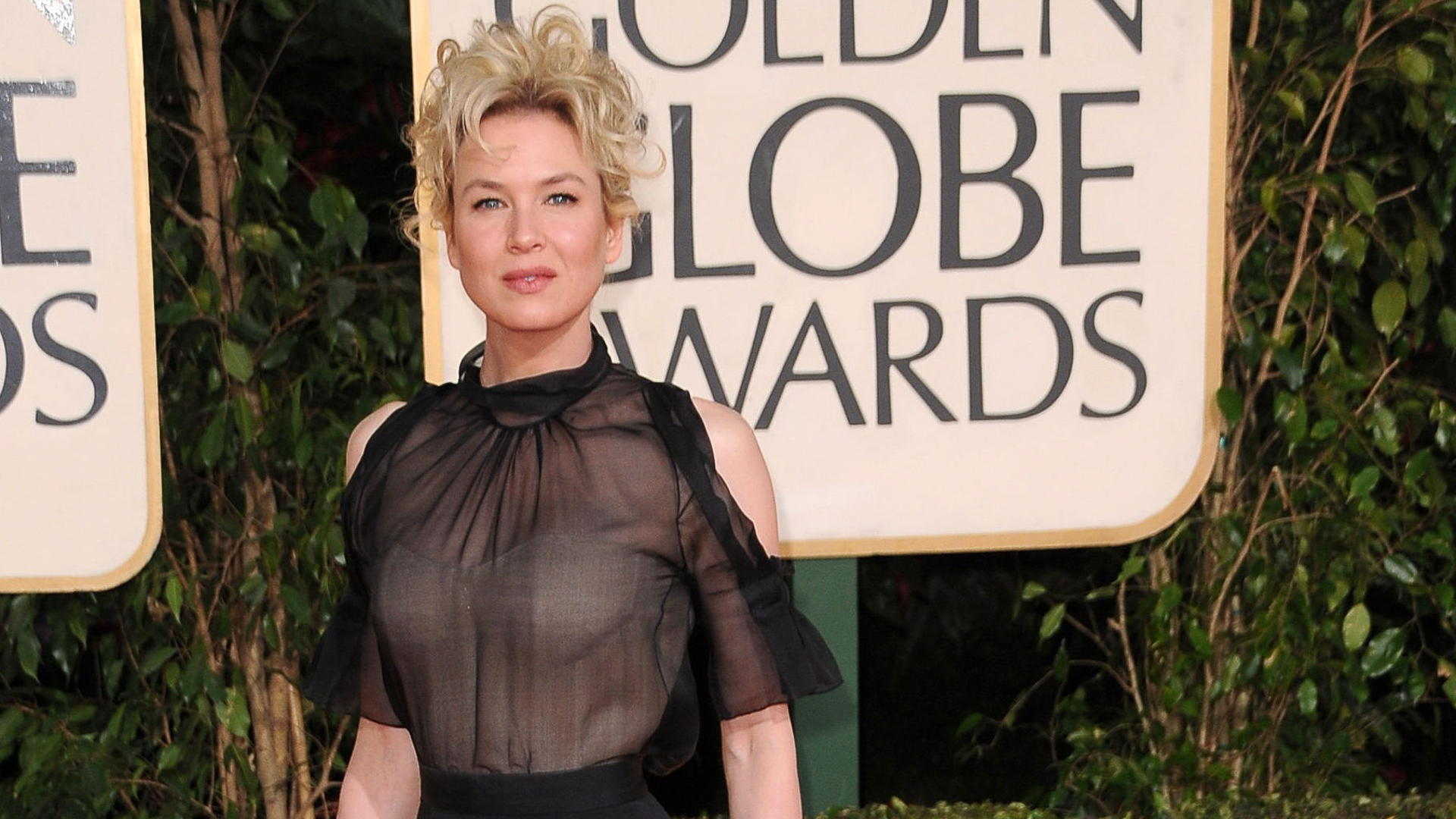 Renee Zellweger Golden Globe nomination Judy
