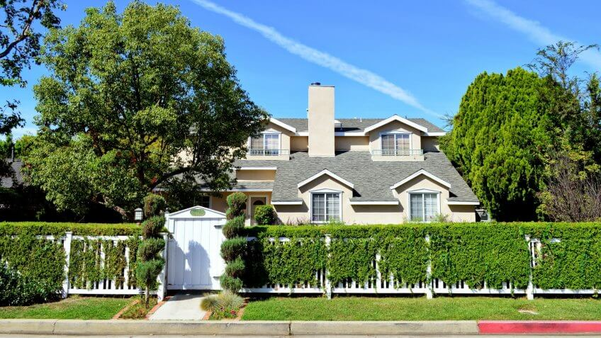California Dream Houses and estates in the Sherman Oaks, CA, California.