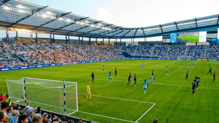 Sporting Kansas City Children's Mercy Park