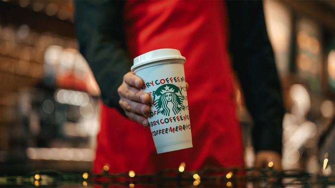 Starbucks holiday