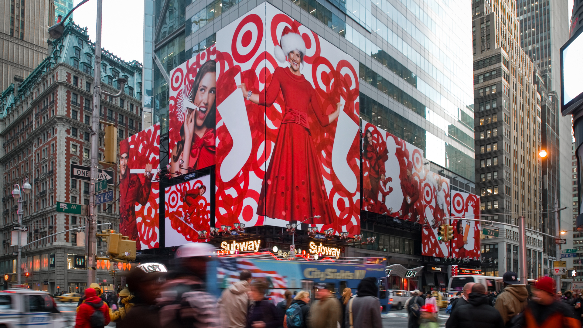 Target's Holiday Hours for Christmas and New Year's