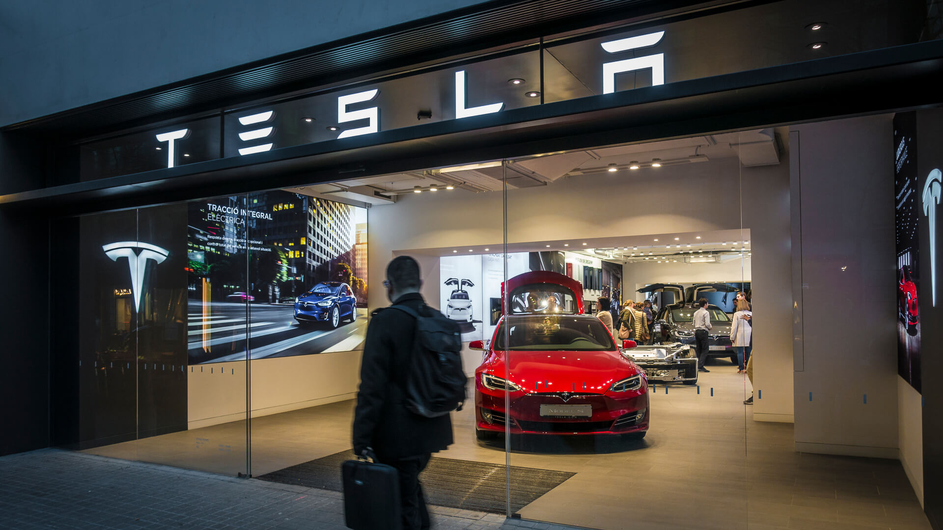 """Tesla Buys $1.5 Billion in Bitcoin, Says It Will """"Soon"""" Accept It as Form of Payment"""