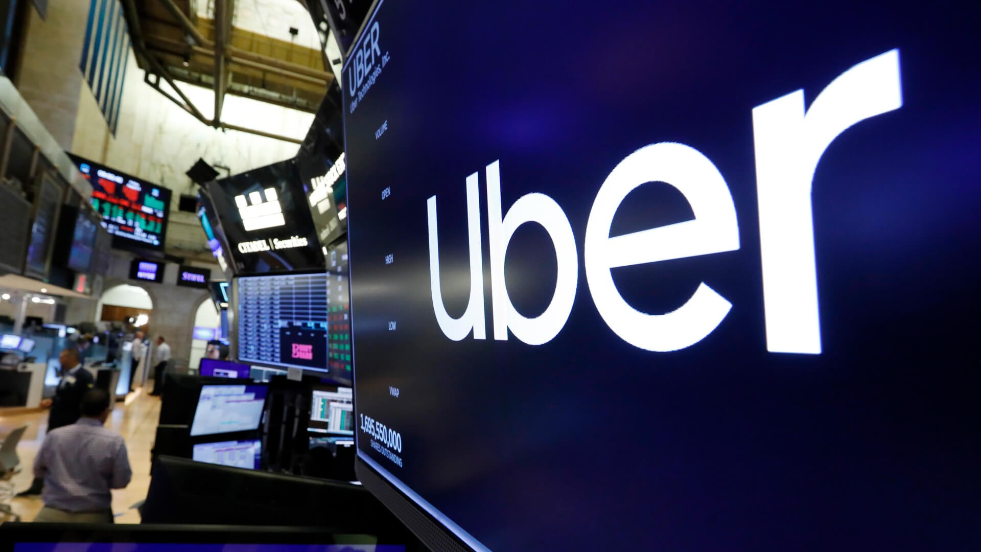 UBER IPO stock hype in 2019