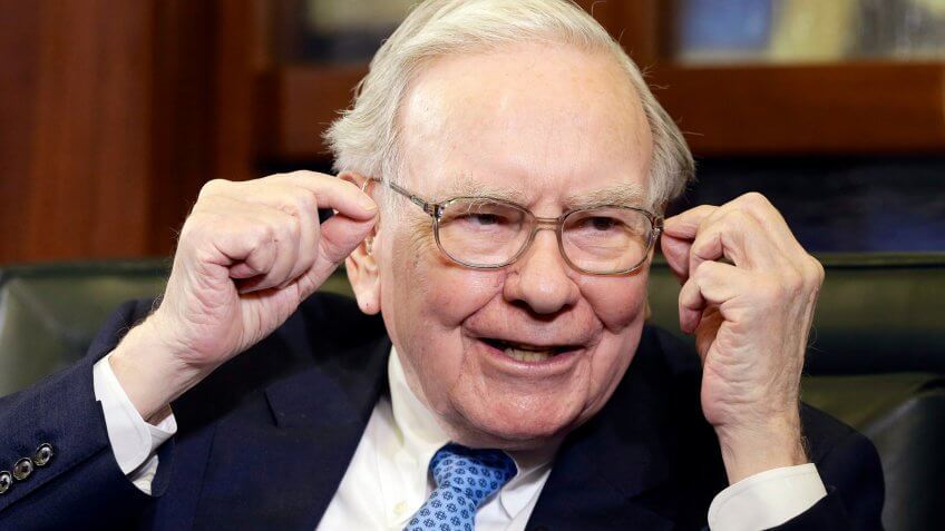 Warren Buffett speaks with Fox Business