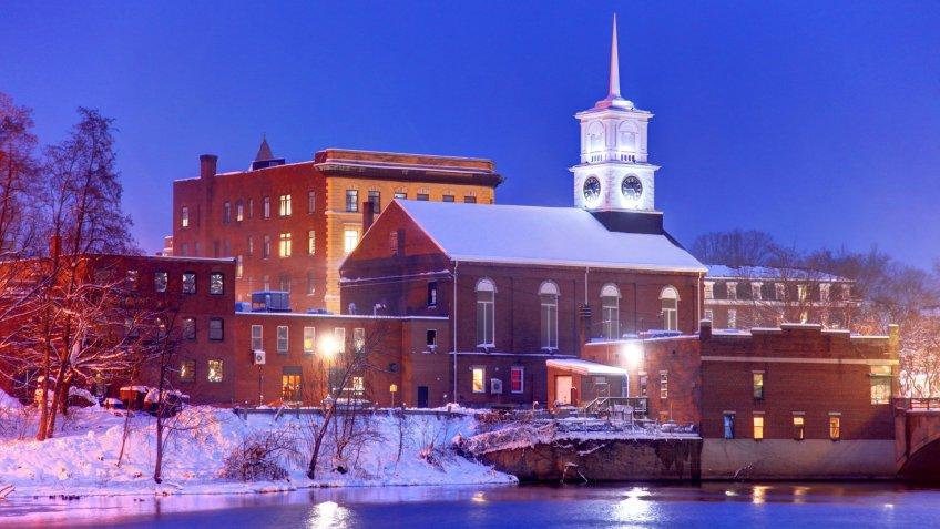 Nashua is a city in southern New Hampshire, United States.