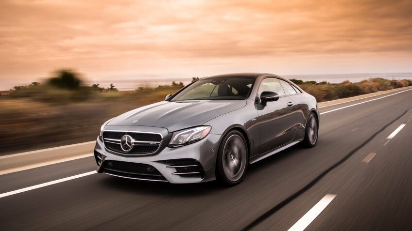 2019 Mercdes-Benz AMG E53-Coupe