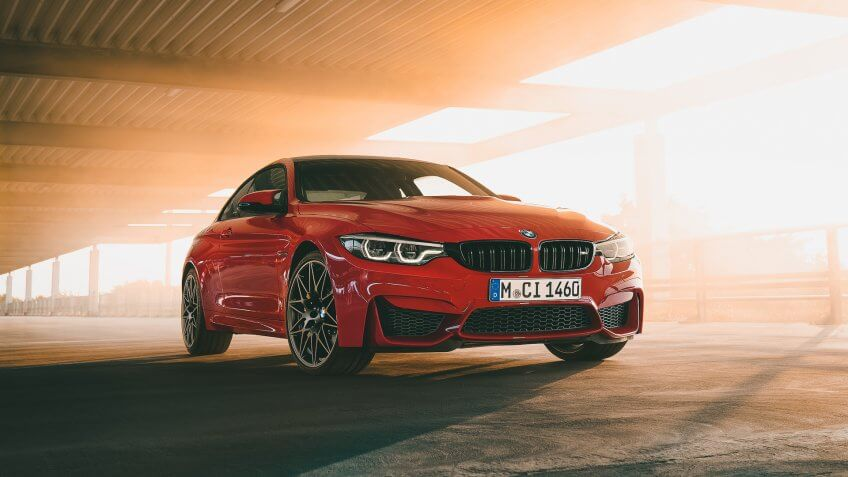 BMW M4 Edition M Heritage.