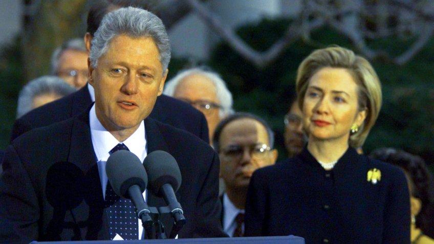 Bill Clinton impeachment proceedings