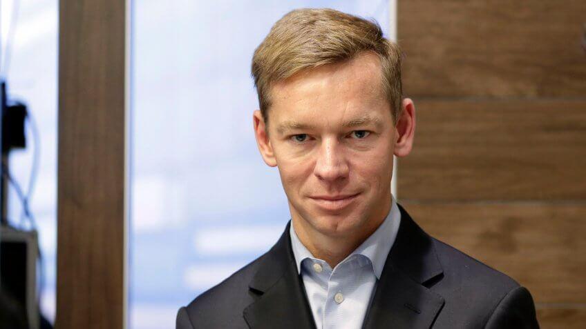 Chris Kempczinski McDonalds CEO