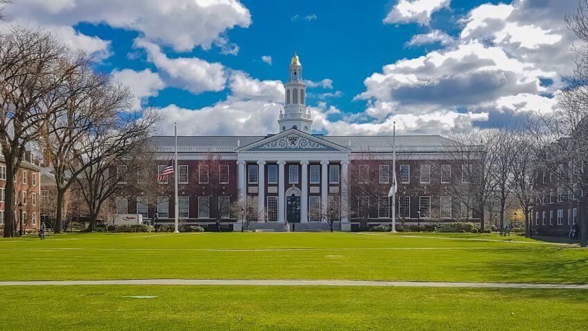 Harvard Business School university