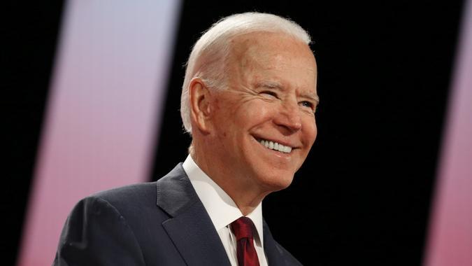 Joe Biden, democratic party, presidential candidate
