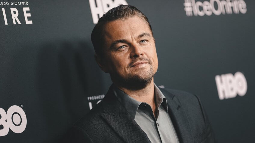 Leonardo DiCaprio 'Ice on Fire' film premiere, Arrivals, LACMA, Los Angeles, USA - 05 Jun 2019.