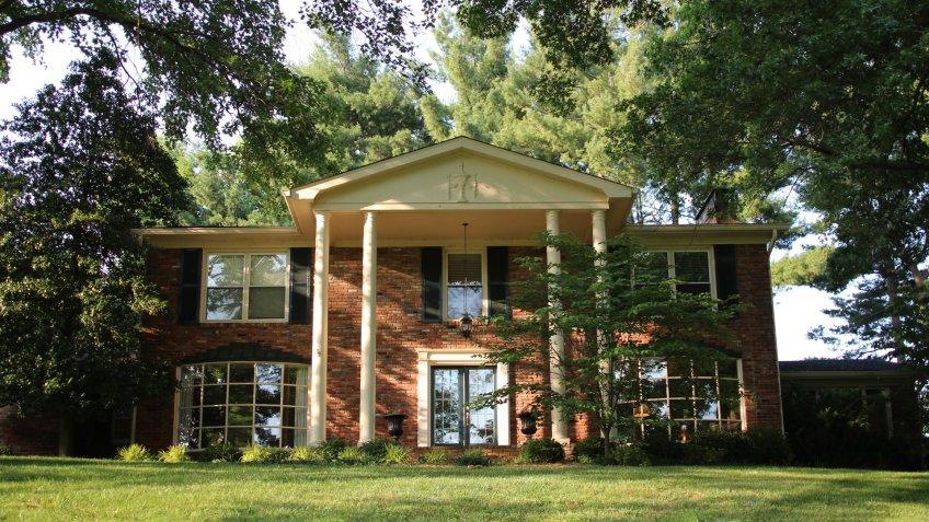 Single-family home outside Louisville, KY.