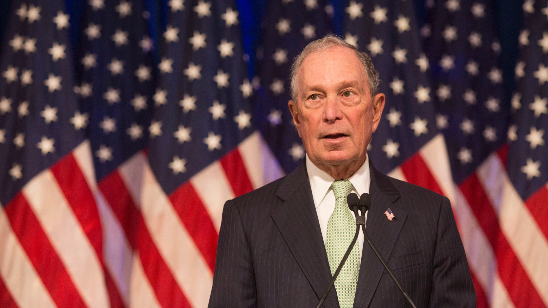 Bloomberg and 7 Millionaires Going on an Election Spending Blitz
