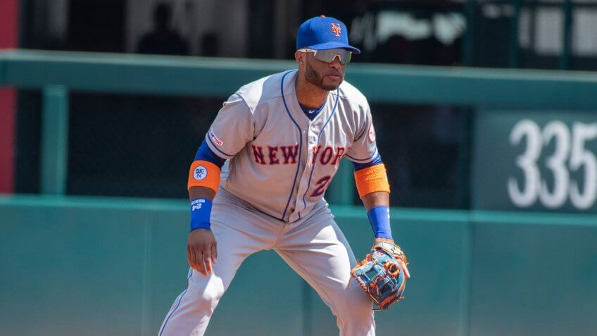 New York Mets second baseman Robinson Cano