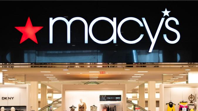 Rhode Island Macy's in Providence