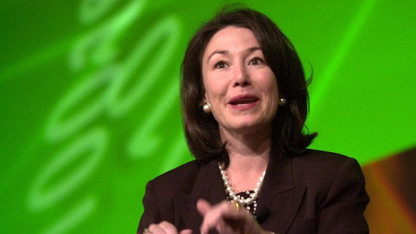 Safra Catz Oracle CEO