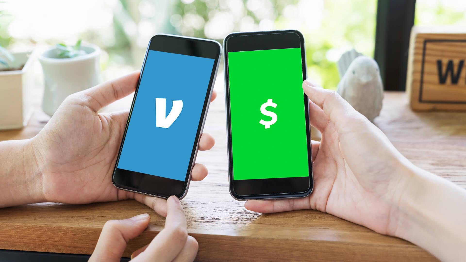Venmo versus Square Cash App