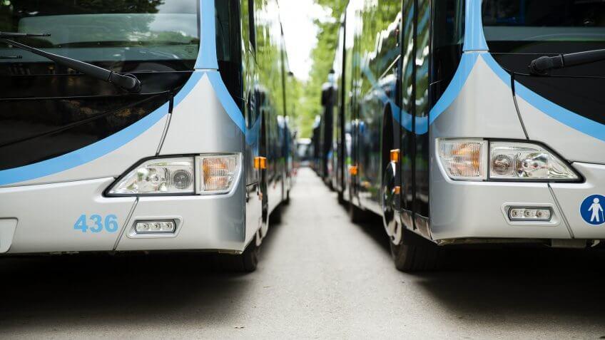 bus shutter service