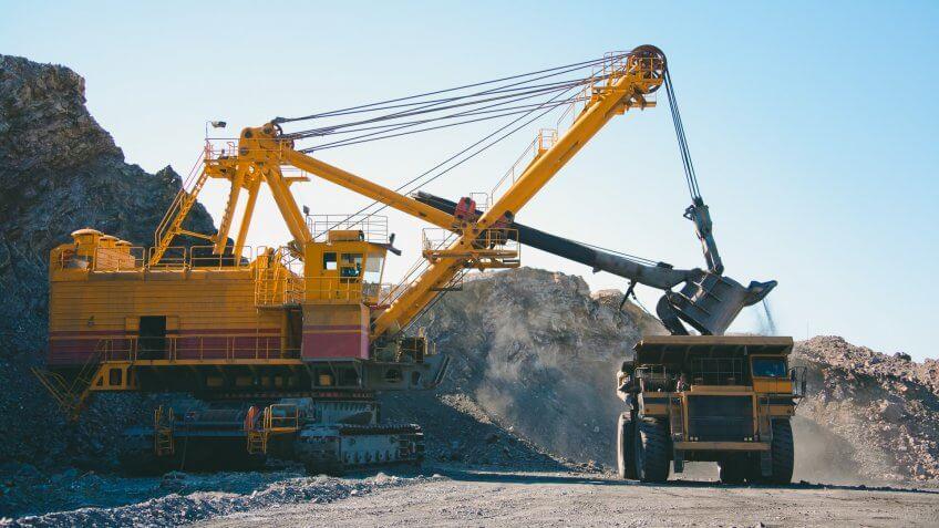 gold mining industry