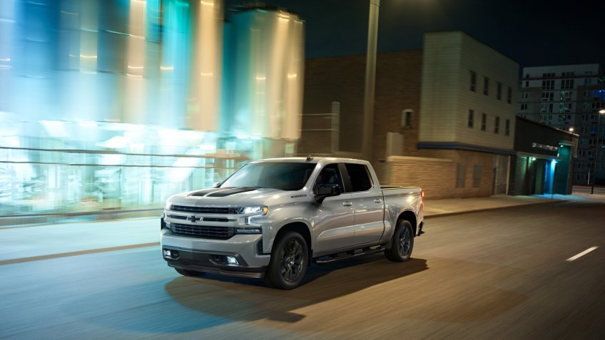 2020 Silverado Rally Edition revealed at State Fair of Texas.