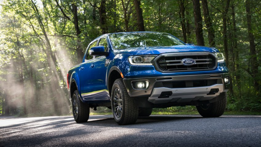 The only midsize pickup Built Ford Tough, the 2020 Ford Ranger is ready for adventure and packed with driver-assist technologies to enable easier driving both on and off-road.