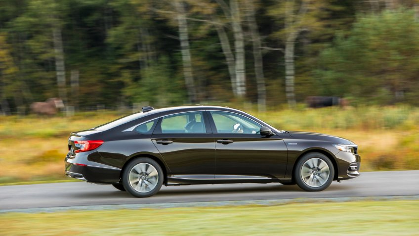 2020 Honda Accord Hybrid.