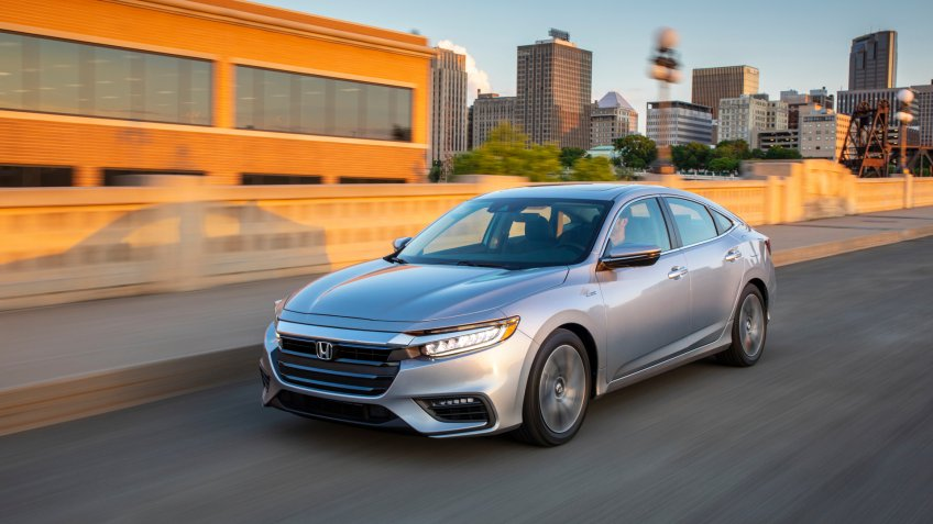 2020 Honda Insight.