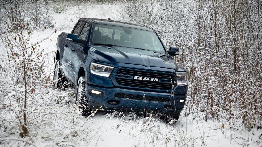 2020 Ram 1500 North Edition.
