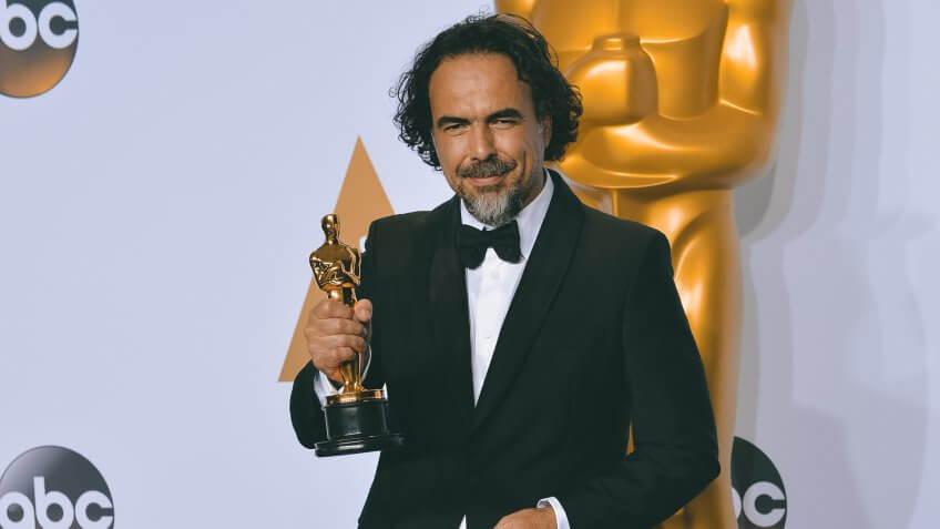 Alejandro Inarritu richest Oscar winner