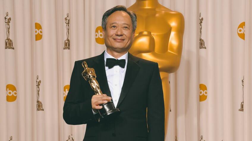 Ang Lee richest Oscar winner