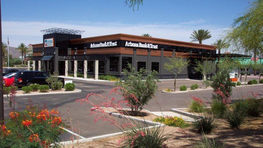 Arizona Bank and Trust.