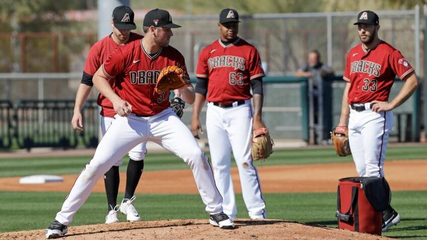 Arizona Diamondbacks, baseball