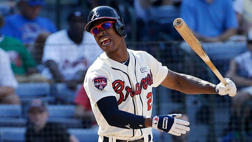 B.J. Upton, Atlanta Braves, baseball