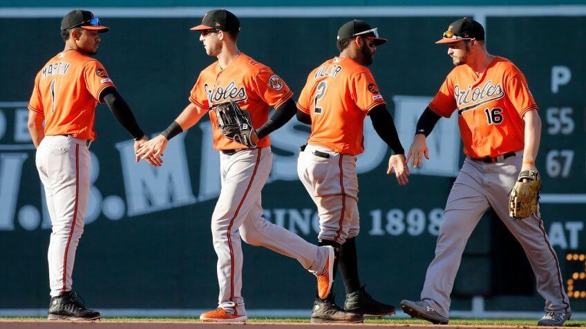 Baltimore Orioles, baseball