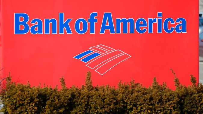 Bank of America financial services