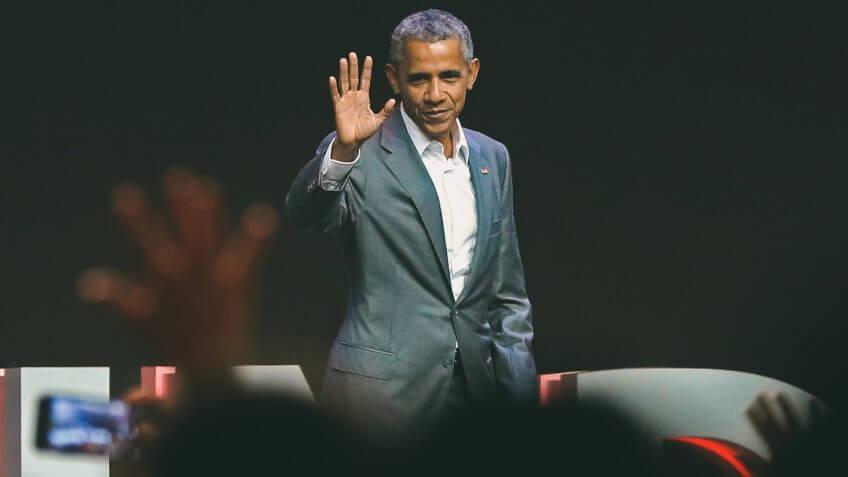 Barack Obama former President