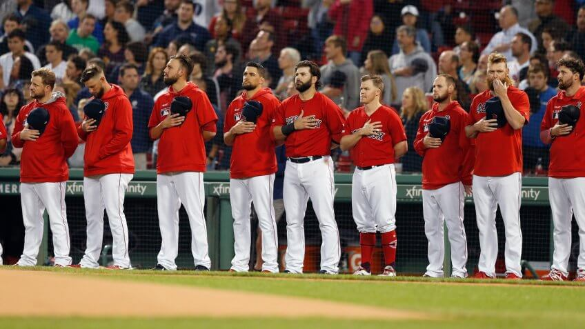 Boston Red Sox, baseball