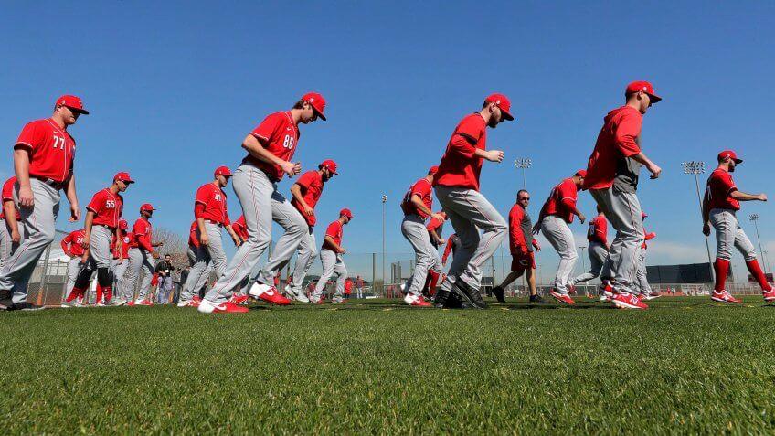 Cincinnati Reds, baseball