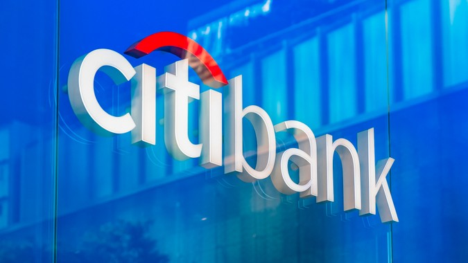 Citibank financial services