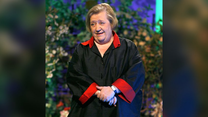 Clarissa Dickson-Wright'The New Paul O'Grady Show' TV Programme, Britian - 06 Apr 2007.