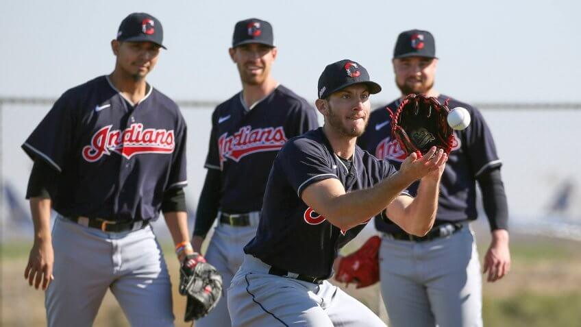 Cleveland Indians, baseball